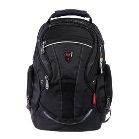 Рюкзак молодежный эргоном.спинка Across AC16 45*30*18 мал, чёрный 20-AC16-014
