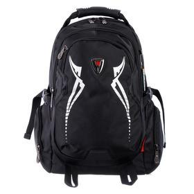 Рюкзак молодежный эргоном.спинка Across AC16 45*30*18 мал, чёрный 20-AC16-057