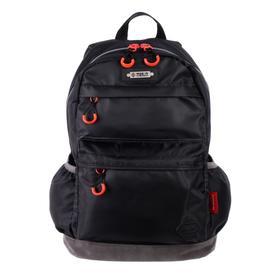 Рюкзак молодежный эргоном.спинка Merlin MR20-147 43*30*18 мал, чёрный MR20-147-16