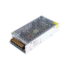 Блок питания для светодиодных лент и модулей TDM, 200 Вт, 12 В, P20, металл