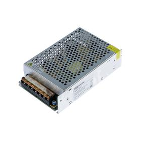Блок питания для светодиодных лент и модулей TDM, 100 Вт, 12 В, P20, металл