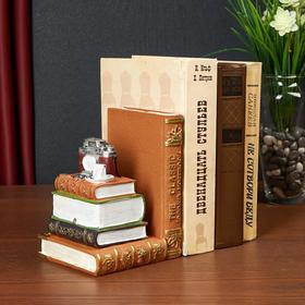 Holder for books interior