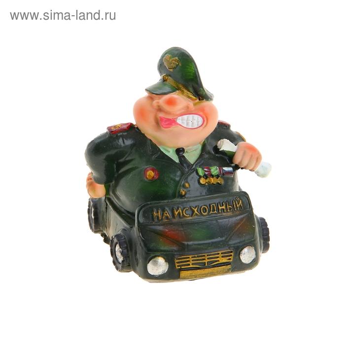"""Копилка """"Генерал в авто"""""""