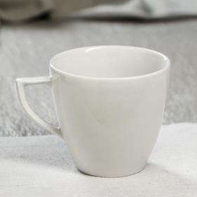 """Чашка """"Сиеста"""", белая, 200 мл, 1 сорт"""