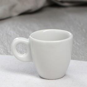 """Чашка """"Сиеста"""", эспрессо, 60 мл, 1 сорт"""