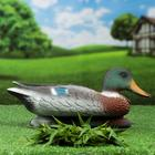 "Figure decoy ""Mallard"" duck"