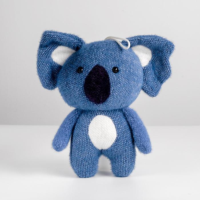 Мягкая игрушка «Коала», цвета МИКС - фото 4467988