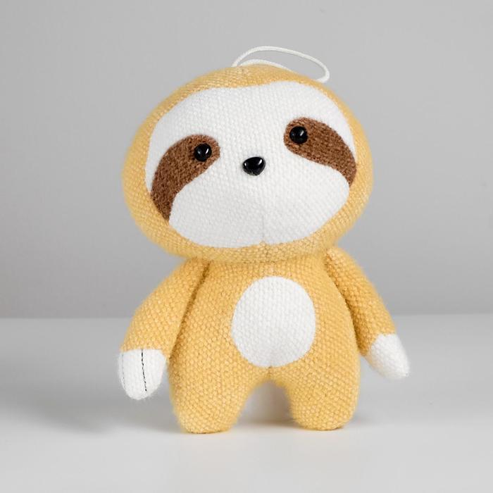 Мягкая игрушка «Ленивец» - фото 1055346