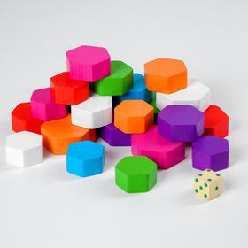 Логический игровой Набор «Учимся играя» 25 дет.