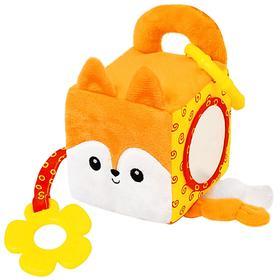 Развивающий кубик «Лисичка Апельсинка»