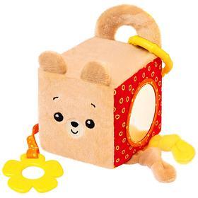 Развивающий кубик «Мишка Барни»