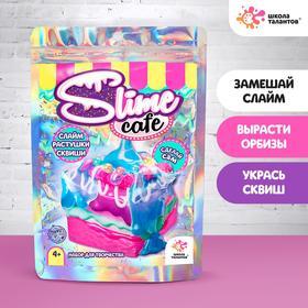 A set of creative Slaym cafe Slaym and squish cake