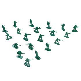 Набор солдатиков «Гвардия», 20 штук