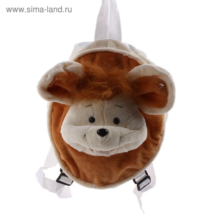 Мягкий рюкзак «Мышь»