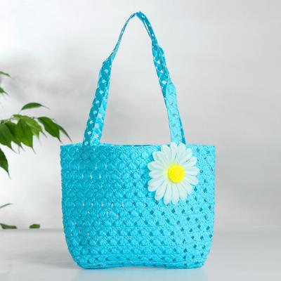 Carnival bag with flower Mix color PP 50-52 2-5 years