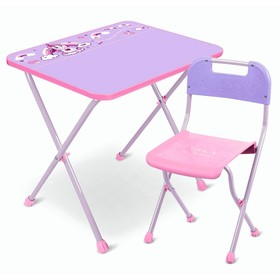 Набор мебели с единорогом