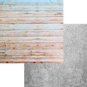 "Fotofan ""Color Board-Beton"" 45 x 45 cm, bookbinding cardboard"