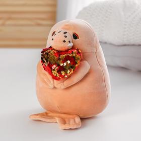 Мягкая игрушка «Тюлень Тимоша»