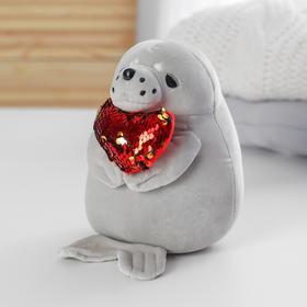 Мягкая игрушка «Тюлень Тимка»