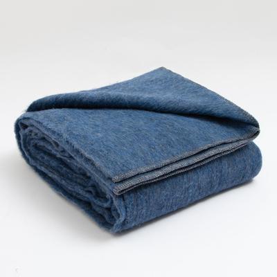 Blanket wool blend 140х205 cm, Odnotan MIX, 500 g/m2