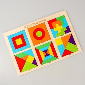 Набор головоломок «Собери все» 0,5×45×30 см