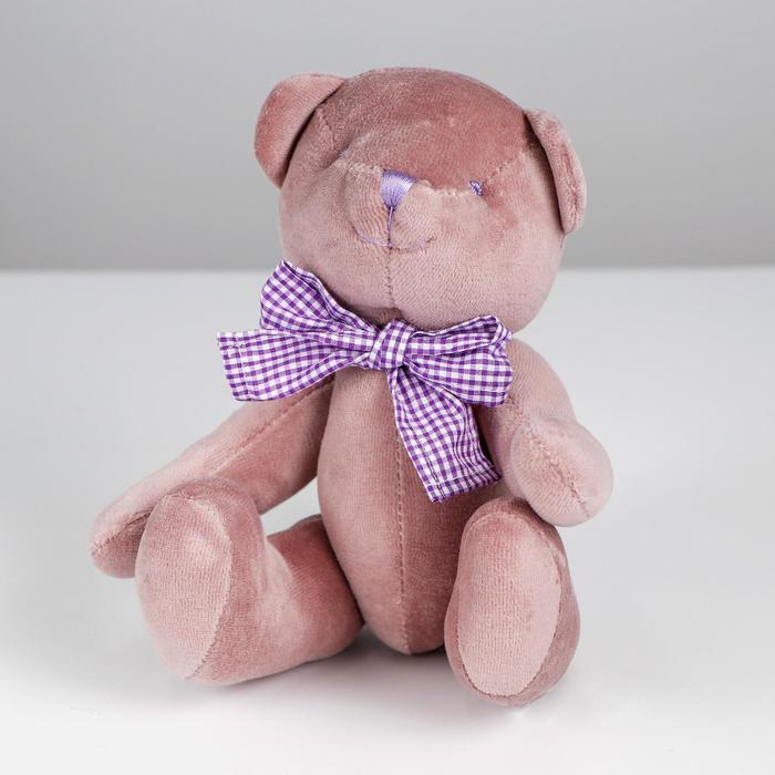 Мягкая игрушка «Мишутка», цвета МИКС - фото 4471440