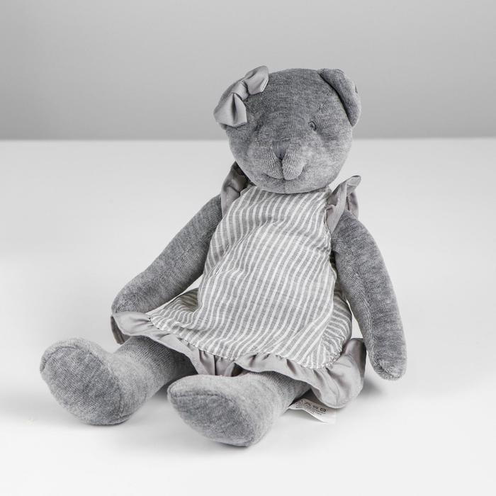 Мягкая игрушка «Мишка», в одежде - фото 4471444