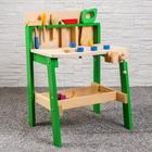 """Playing a set of """"Carpenter's workshop"""" 64х45,5х37 cm"""
