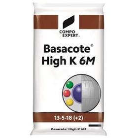 Комплексное удобрение Compo Basacote High K 6M, 25 кг