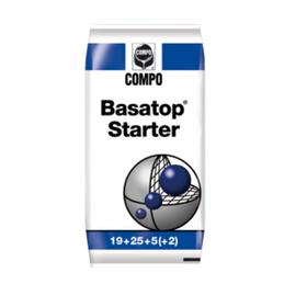 Комплексное гранулированное удобрение Compo  для Газонов Basatop Starter, 25 кг