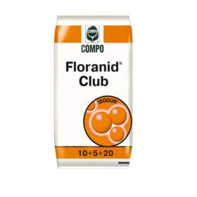 Удобрение длительного действия Compo для Газонов  Floranid Club, 25 кг