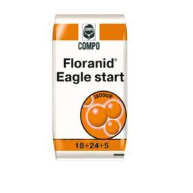 Удобрение длительного действия Compo для Газонов  Floranid Eagle Start, 25 кг