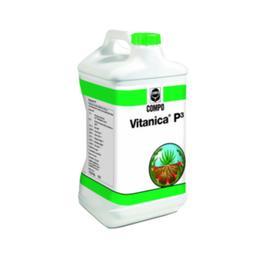 Жидкое органо-минеральное удобрение Compo для газонов Vitanica MC, 10 л