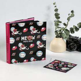 Фотоальбом для творчества Meow photo book