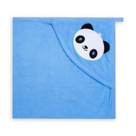 Уголок детский, цвет светло-голубой/панда, (0-3 мес.)