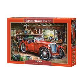 Пазл 1000 элементов «Старинный гараж»