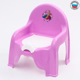 Горшок-стульчик детский «Единорог»