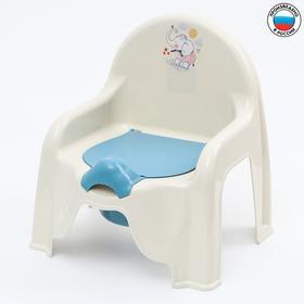 Горшок-стульчик детский «Слоник»