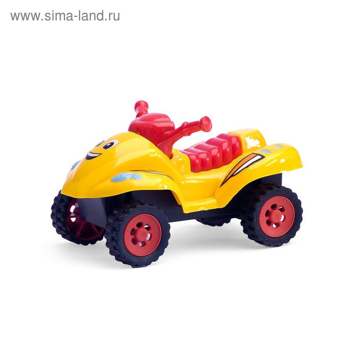 Квадроцикл инерционный детский, набор 2 шт.
