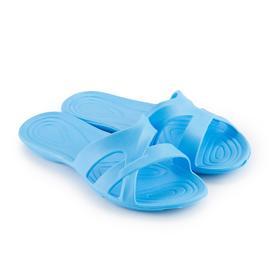 Слайдеры женские, цвет голубой, размер 36