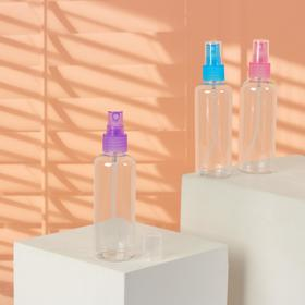Bottle d/storage with pump 100ml MIX