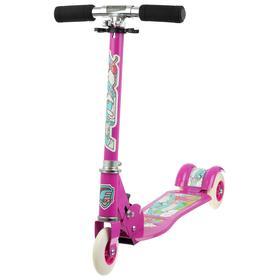 Самокат Foxx Fairy Tale, сталь, колёса PU 100 мм, ABEC-7, цвет фиолетовый