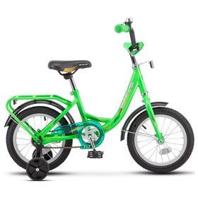 "Велосипед 14"" Stels Flyte, Z011, цвет зеленый"