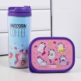 {{photo.Alt    photo.Description    'Подарочный набор «Unicorn giftbox»: термостакан 350 мл, ланч-бокс 500 мл'}}