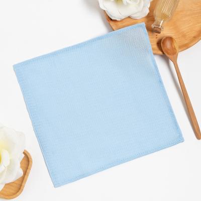 Towel Share 30*30± 3 cm, Col. blue, 100% cotton, 150 gr/m2