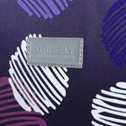 Рюкзак школьный, Grizzly RG-066, 39x26x17 см, эргономичная спинка, фиолетовый - фото 747517