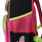 Ранец Стандарт Grizzly RAm-084, 33 х 25 х 13 см, + мешок для обуви - фото 747591