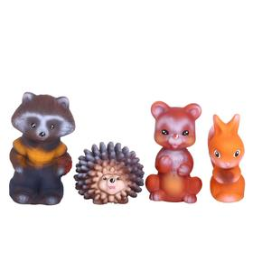 Игровой набор «Лесные животные»