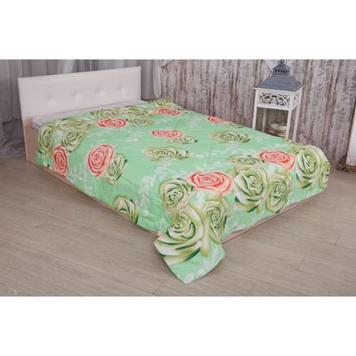 Blanket insulated 145х205 cm, MIX, hollofayber 140g/m2, PE 100% 60g/m2
