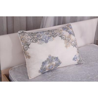 Cushion 50x70 cm, MIX, hollowfiber, PE 100% 60g/m2